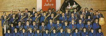 25-jähriges Bestehen des Musikvereins